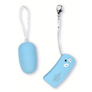 Wireless Remote Vibrating Egg Blue ~ DJ0902-01