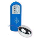 Multi Speed Egg and Remote Blue ~ DJ1664-02