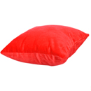 Hide Your Vibe Pillow Red Fur ~ SS130-03